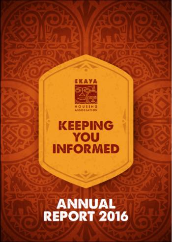 Ekaya Annual Report 2016