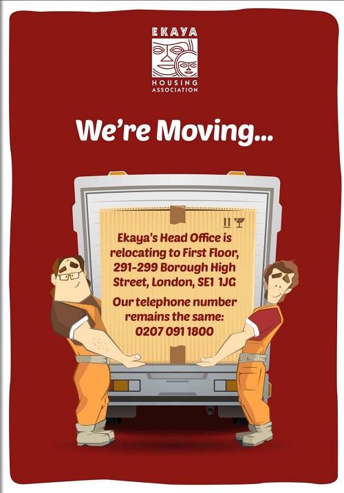 Ekaya Moving